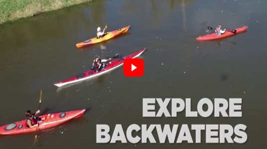 Explore Backwaters Video